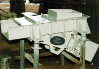 Electromagnetic Trough Type Feeder