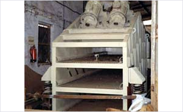 Vibrating Screen for Grading / Extracting, Vibratory Furnace